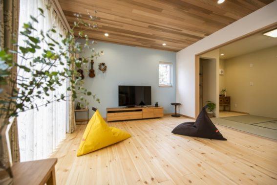 八王子のパッシブデザイン住宅