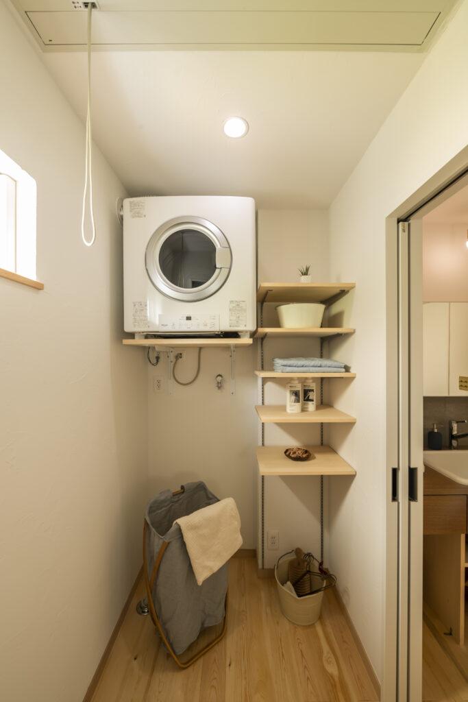 多摩地区の注文住宅会社の大久保工務店が建てた自然素材の家づくり事例
