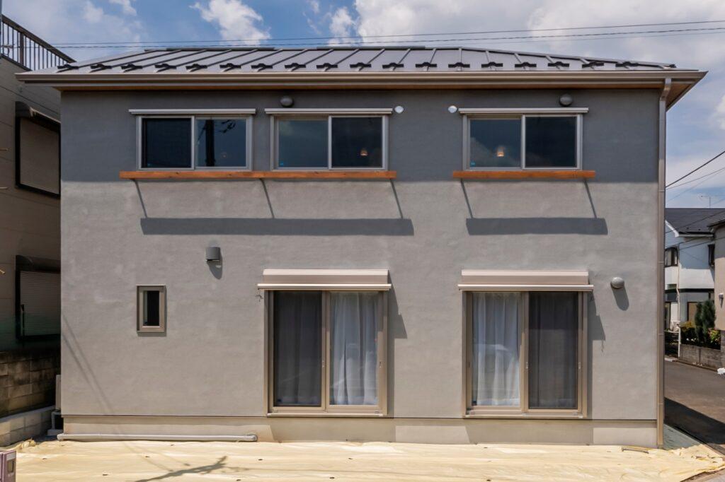 パッシブ設計の高性能な家づくりをしている大久保工務店の注文住宅事例
