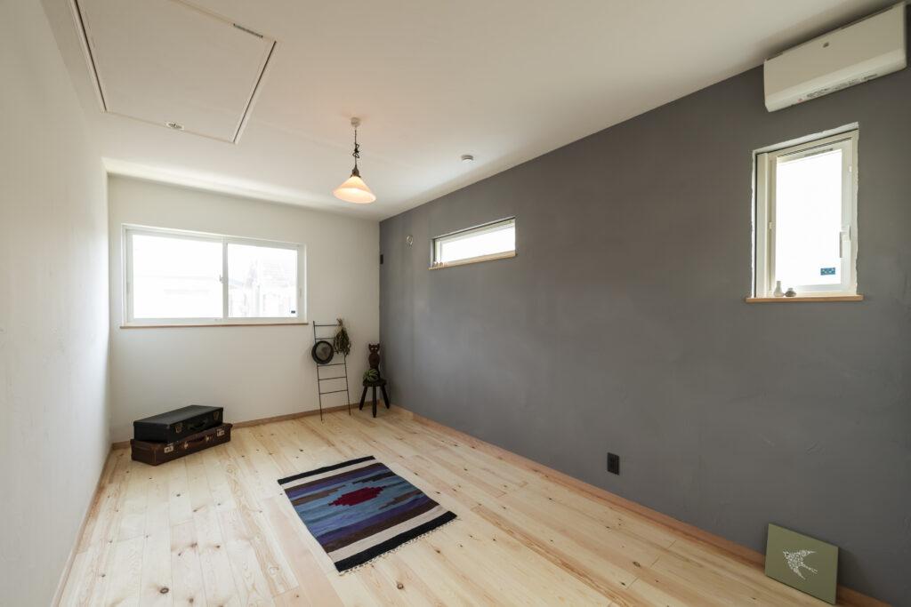 パッシブ設計で高気密高断熱の家づくりをしている大久保工務店の施工例